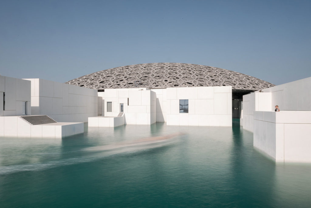The new Louvre Abu Dhabi