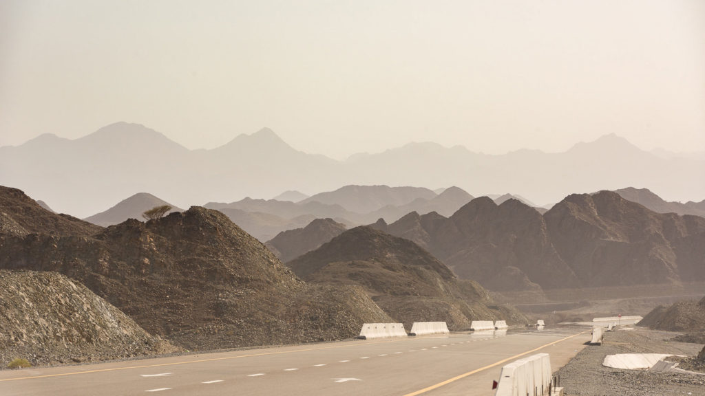 Road to Hatta