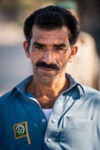 Worker from Sharja
