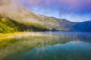 Mornings at Boracko Jezero