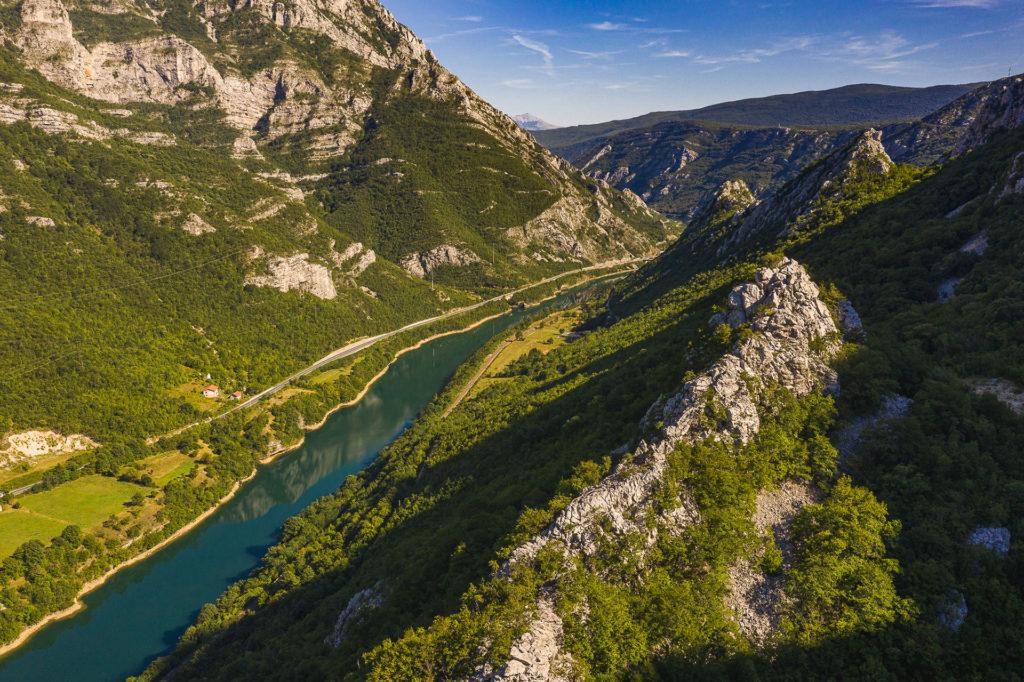 In the heartland of the Herzegovina