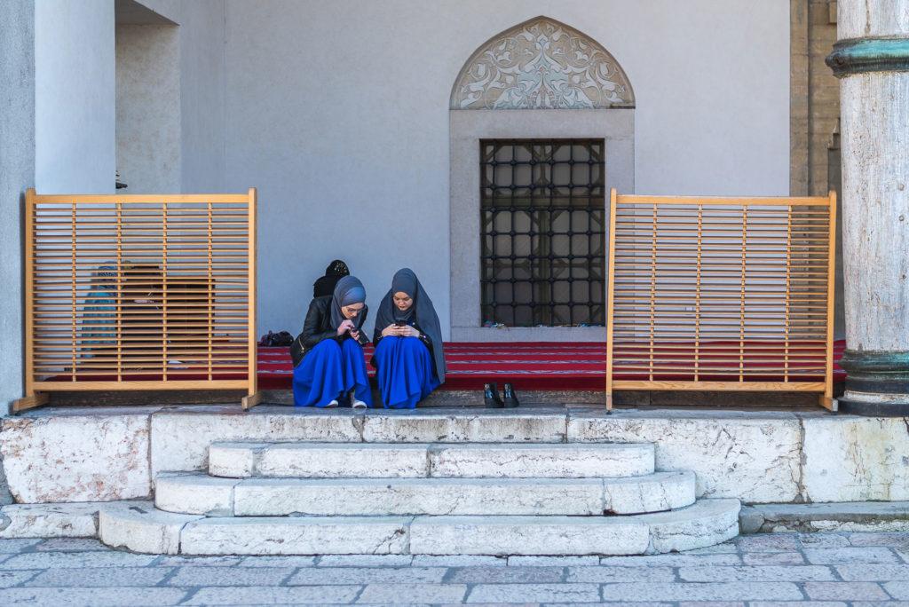 Religious diversity in the heart of Sarajevo
