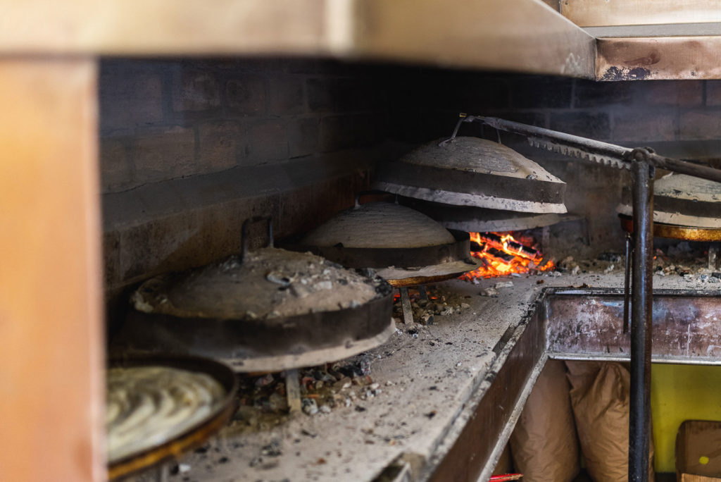 Traditional Borek Baking in Sarajevo