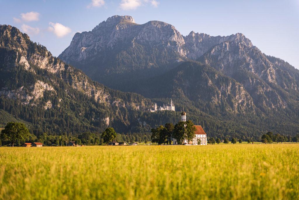 Schloss Neuschwanstein Bavaria