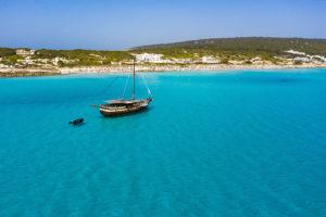 Boat life Formentera