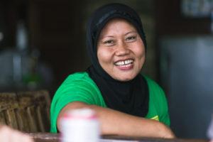 Smile of Indonesia
