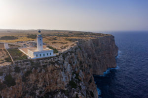Lighthouse of Formentera