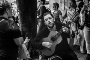 Live music in Montevideo