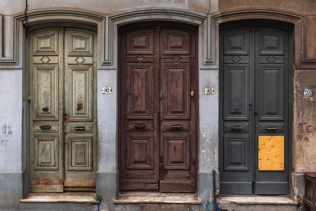 Doors of Montevideo