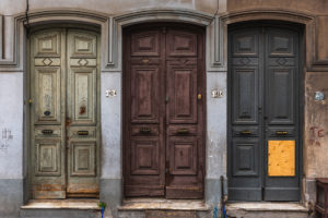 Doors of Montevideo