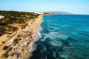 playa migjorn Formentera