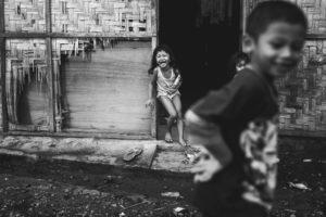Street kids in Pulau Weh