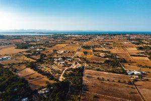 the island of Formentera