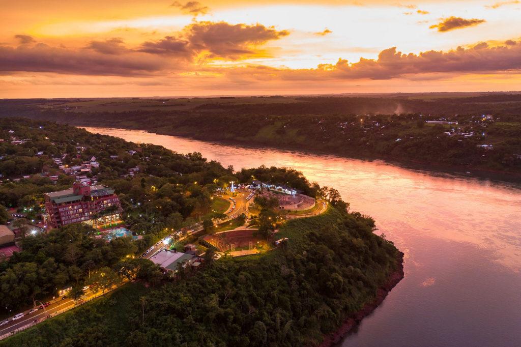 Tres fronteras at Iguazu