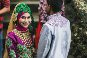 Wedding in Pulau Weh